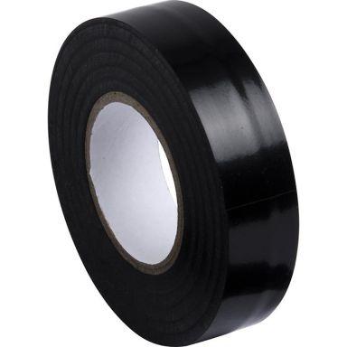 Gelia 050000611 Elektrikerteip 20 m x 19 mm, svart