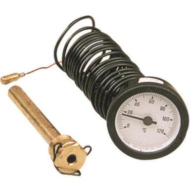 Baxi Perifal Termometer kapillärledning, för inbyggnad