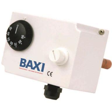 Baxi Perifal Enkeltermostat med fast dykrör