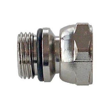 Danfoss 013G3199 Radiatoranslutning med nippel och mutter, G10