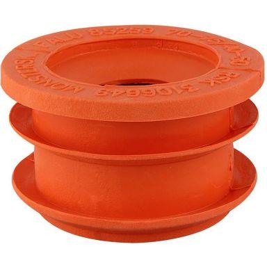 Faluplast 3106649 Gumminippel 70-75/40-50 mm
