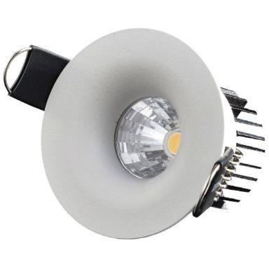 Designlight Q-13MW Downlight vit, 3000 K
