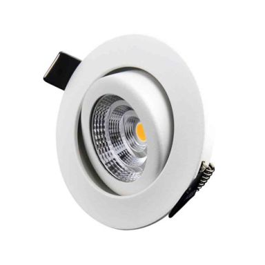 Designlight B-1MW27D Downlight vit, 2700 K