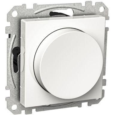 Schneider Exxact WDE002315 Transistordimmer 1000 W, vit