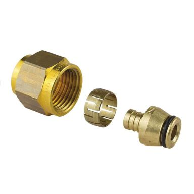 Uponor FPL-X Kopplingsset 16 x 2,0 mm, G15