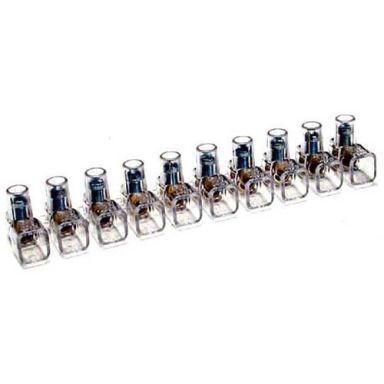 Rutab 1440839 Kopplingsklämma 10-polig, märkarea 2,5 kvmm