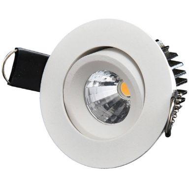 Designlight Q-15MW Downlight vit, 2700 K
