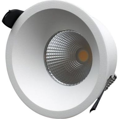 Designlight P-1606530 Downlight vit, 3000 K