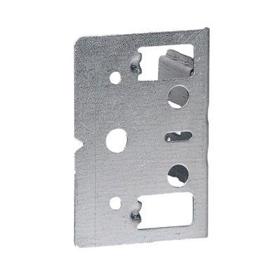 Elko 4227 Regelfäste stål, för apparatdosor