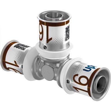 Uponor Press Plus 1808006 T-rör 16 x 16 x 16 mm