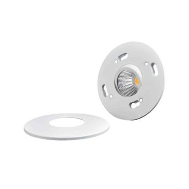 Designlight DB-240MW Downlight vit, 3000 K