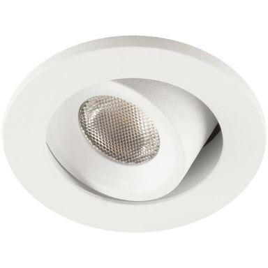 Hide-a-Lite Single Eye Multi Downlight hvit, 3000 K