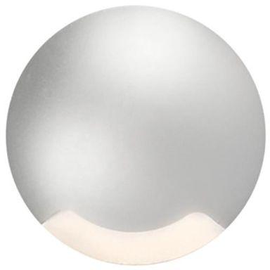 Hide-a-Lite Steplight Garden Porrasvalot alumiini, 3000 K