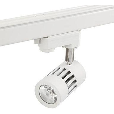 Hide-a-Lite Comfort Track Micro Spotlight 8 W, hvit