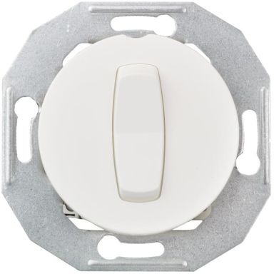 Schneider Renova WDE011021 Vippströmställare utan ram, vit