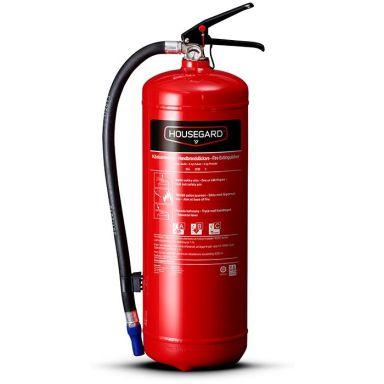 Housegard PE6TEA Brandsläckare pulver, 6 kg, röd