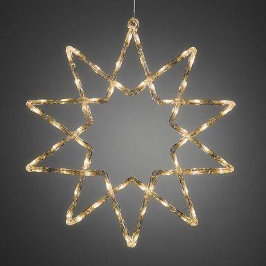 Konstsmide 4481-103 Julstjärna 58 cm