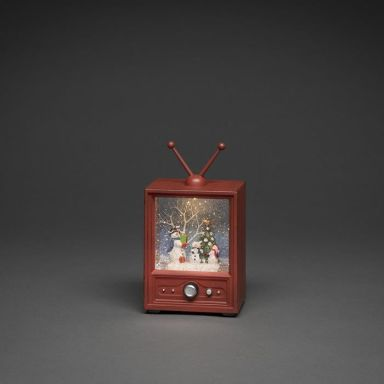 Konstsmide 4373-000 Lykta TV, vattenfylld