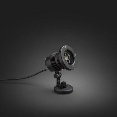 Konstsmide 4541-200 Projektionslampa snöflinga