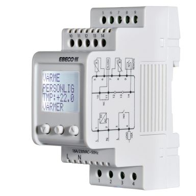 Ebeco EB-THERM 800 Termostat