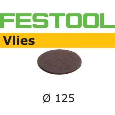 Festool STF D125 SF 800 VL Slipvlies 10-pack