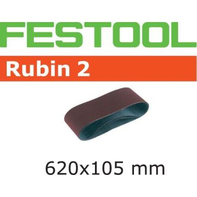Festool RU2 Slipband 620X105mm 10-pack