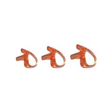 "Zodiac 47256 Hygiensats till Secret Service &quotOpen Ear"" 3-pack"