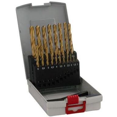 Bosch HSS-TiN Metallborrset 19 delar