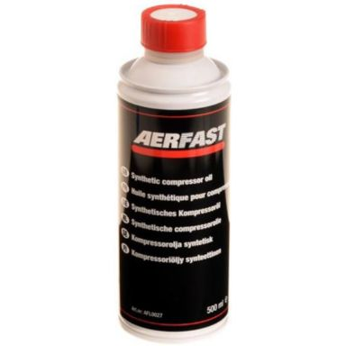 Aerfast AFL0027 Kompressorolja 500 ml