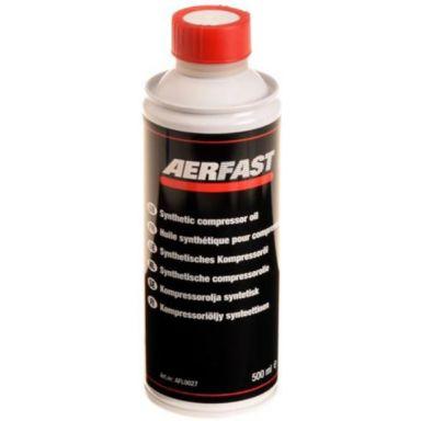 Aerfast AFL0027 Kompressorolje 500 ml