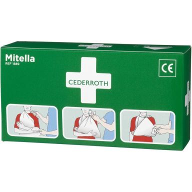 Cederroth 1889 Mitella 2st