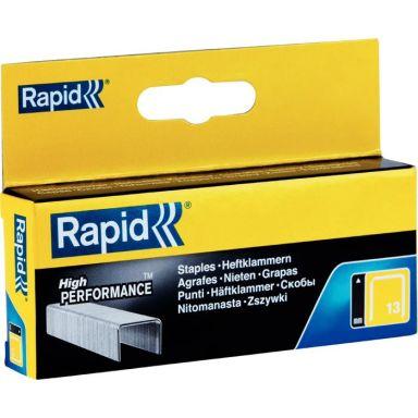 Rapid Nr 13 Häftklammer Stål 2500-pack