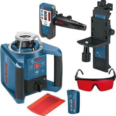 Bosch GRL 300 HV Pyörivä laser sis. laservastaanottimen