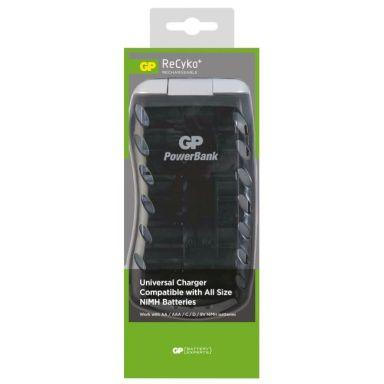 GP Batteries ReCyko Universal Batteriladdare