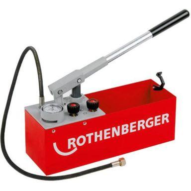 Rothenberger RP 50-S Prøvetrykkingspumpe