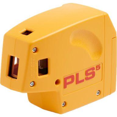 PLS 5 Pistelaser sis. laservastaanottimen