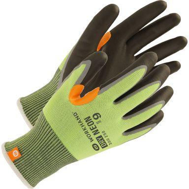 Workhand Dry Neon Vinterhandske utan dots