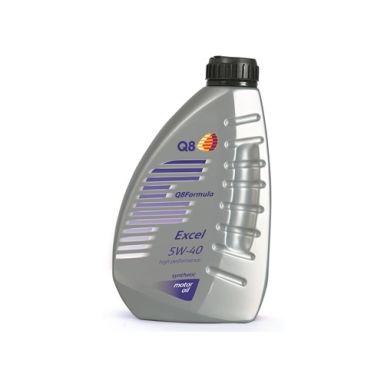 Q8 FORMULA Excel 5W/40 Motorolja 1 liter