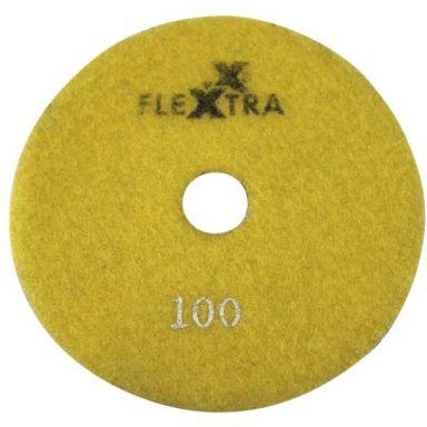 Flexxtra 100.170 Diamantslipeskive 125 x 4 mm, våt/tørr