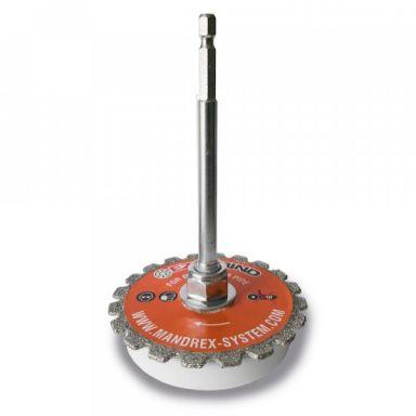 Mandrex Ezygrind Rörkap 90-150 mm