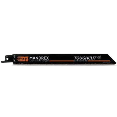 Mandrex TOUGH CUT Tigersågblad 200 mm
