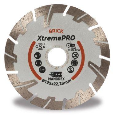Mandrex Bricks XtremePRO Diamantkapskiva