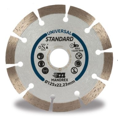 Mandrex Universal Standard Diamantkapskiva