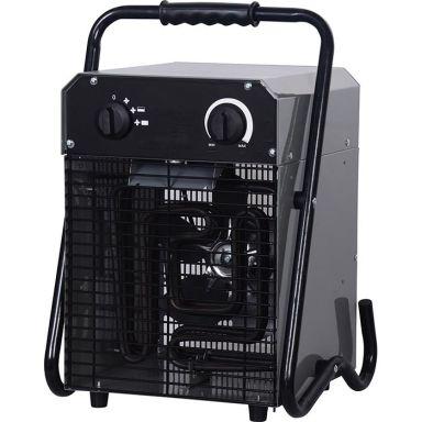 Gelia 4050514001 Värmefläkt 5 kW