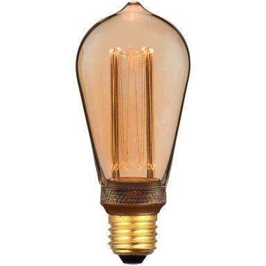 Gelia 4083300071 LED-lampa E27, amber