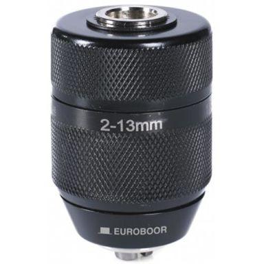 Euroboor IBQ.13B16 Snabbchuck 2-13 mm, B16