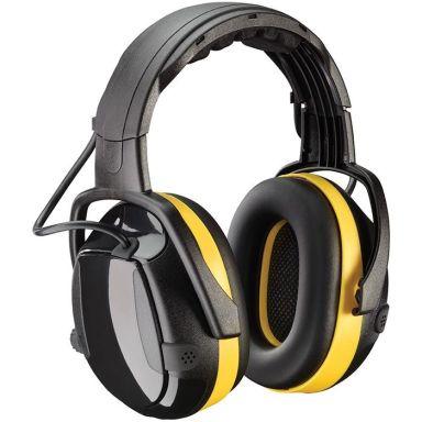 Hellberg SECURE ACTIVE Hörselskydd Medhörning, med hjässbygel