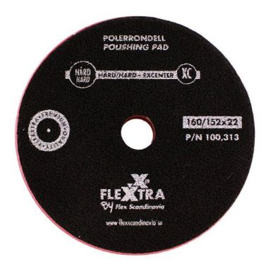 Flexxtra XC 100313 Polerrondell 160 mm