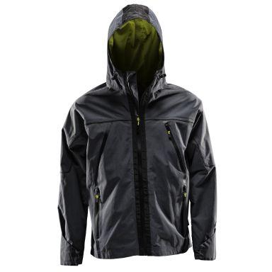 Monitor Shell Jacket Vindjacka antracitgrå