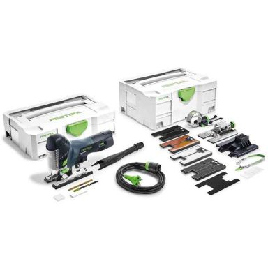 Festool PS 420 EBQ-Set Sticksåg i systainer